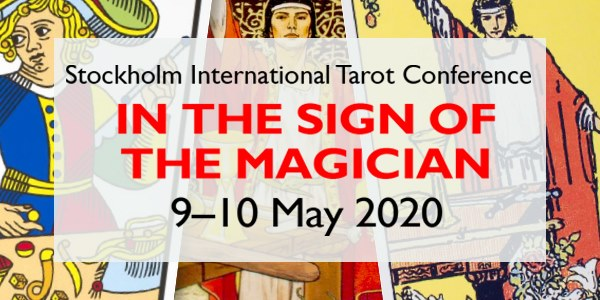 Tarot Conference Stockholm 2020